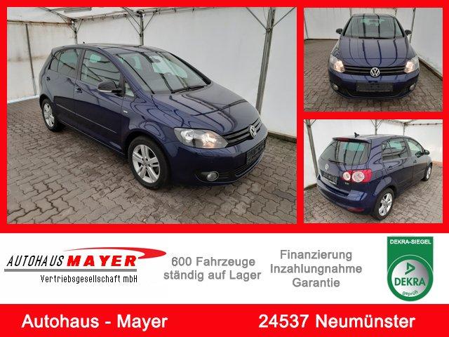 Volkswagen Golf Plus 1.6 TDI Match, Navi, eAC, PDC, Sitzhe, Jahr 2012, Diesel