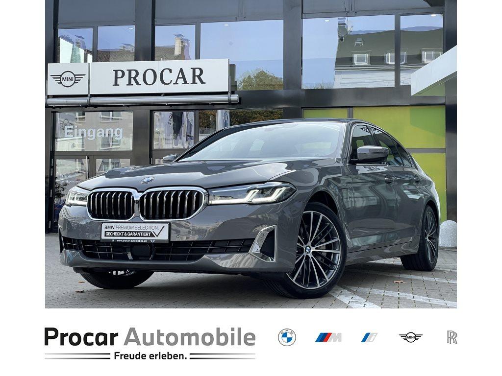 BMW 545e xDrive Luxury Massage Glasd. DA Prof. PA+, Jahr 2020, Hybrid