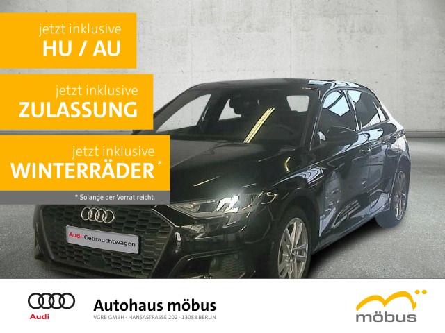 Audi A3 Sportback 35 TDI S-TRO*NAV*SHZ*PDC*AVC*BT, Jahr 2020, Diesel