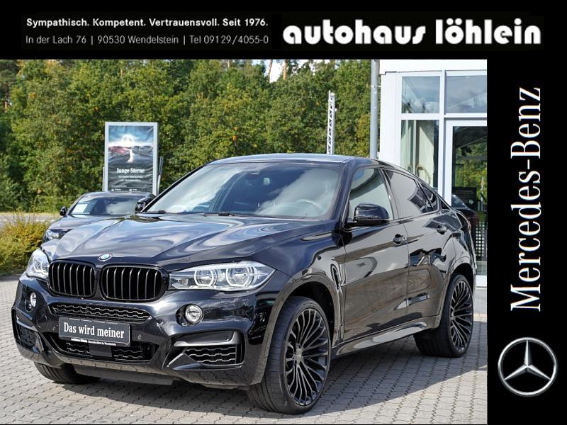 BMW X6 M50 d, Jahr 2015, Diesel