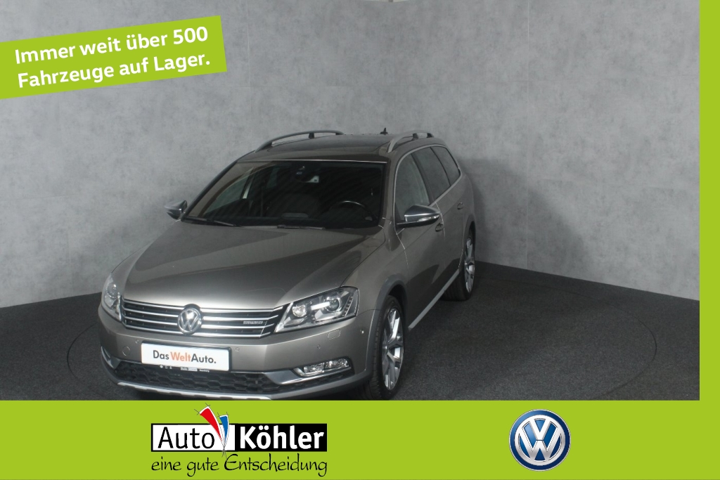 Volkswagen Passat Alltrack TDi 4M DSG elektr. Heckklappe Dy, Jahr 2013, Diesel