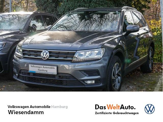 Volkswagen Tiguan 1,4 TSI DSG SOUND LM Klimaautomatik EGD Navi, Jahr 2017, Benzin