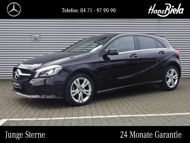 "Mercedes-Benz A 180 d Urban/17""/Score/Kam/AHK/LEDILS/PTS/SHZ, Jahr 2016, diesel"