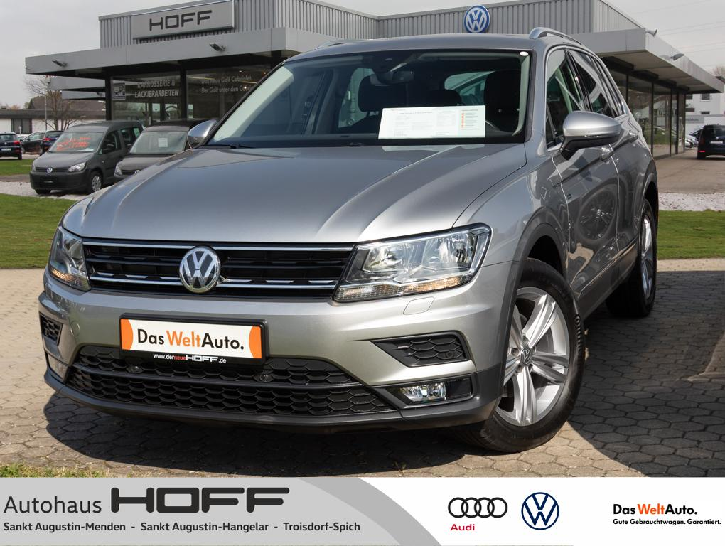Volkswagen Tiguan 2.0 TDI JOIN Navi Bluetooth 18 ACC, Jahr 2019, Diesel