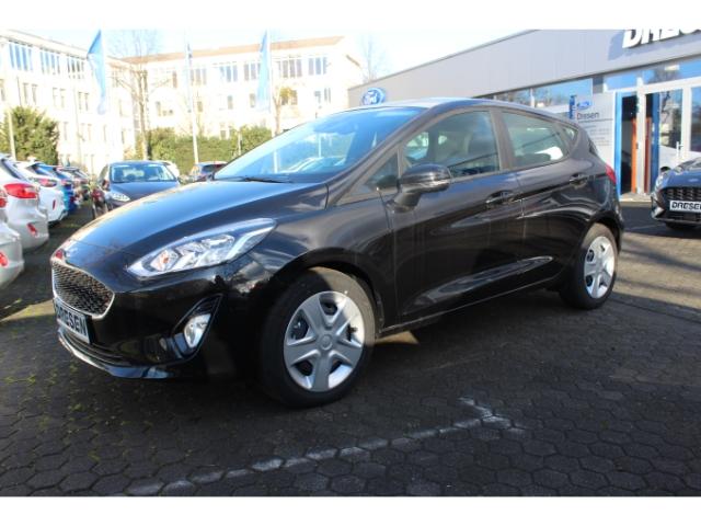 Ford Fiesta 1,0 Ecoboost Cool&Connect Easy-Parking-Paket+AppLink+PDC, Jahr 2020, Benzin