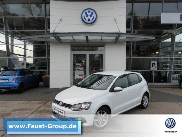 Volkswagen Polo Comfortline UPE 23000 EUR NAVI KLIMA PDC, Jahr 2016, Diesel