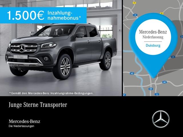 Mercedes-Benz X 250 d 4M Power Edition 360° COMAND LED AHK PTS, Jahr 2017, Diesel
