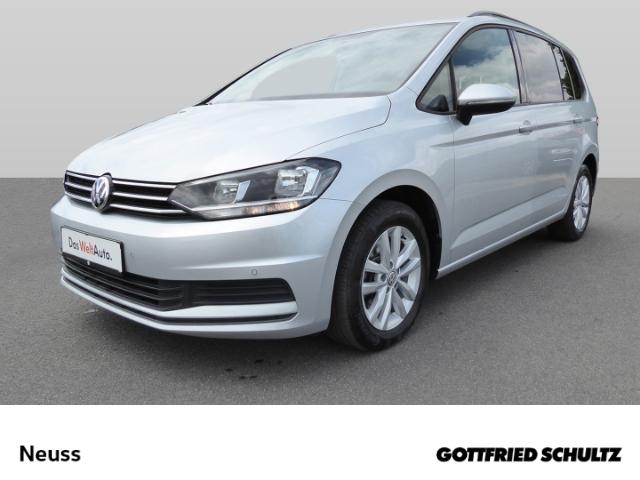Volkswagen Touran 2.0TDI KLIMA PDCvo.&hi. AHK ISOFIX Comfortline, Jahr 2017, Diesel