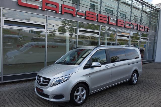 Mercedes-Benz V 220 CDI Avantgarde extaralng 2xeTÜR/ACC/ILS/BU, Jahr 2017, Diesel