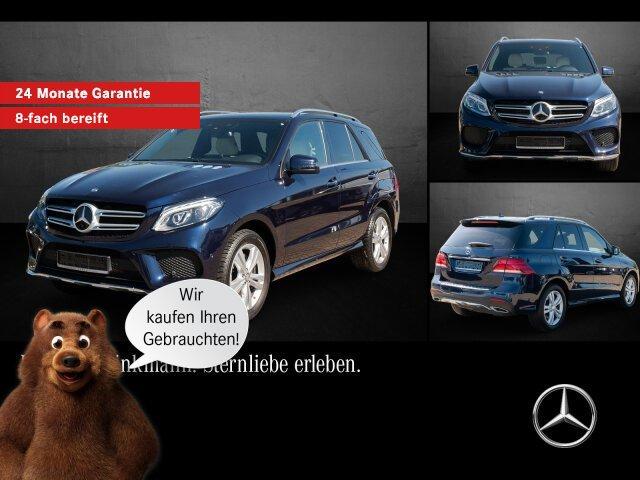 Mercedes-Benz GLE 350 d 4MATIC AMG Line Exterieur/Comand/LED, Jahr 2016, Diesel