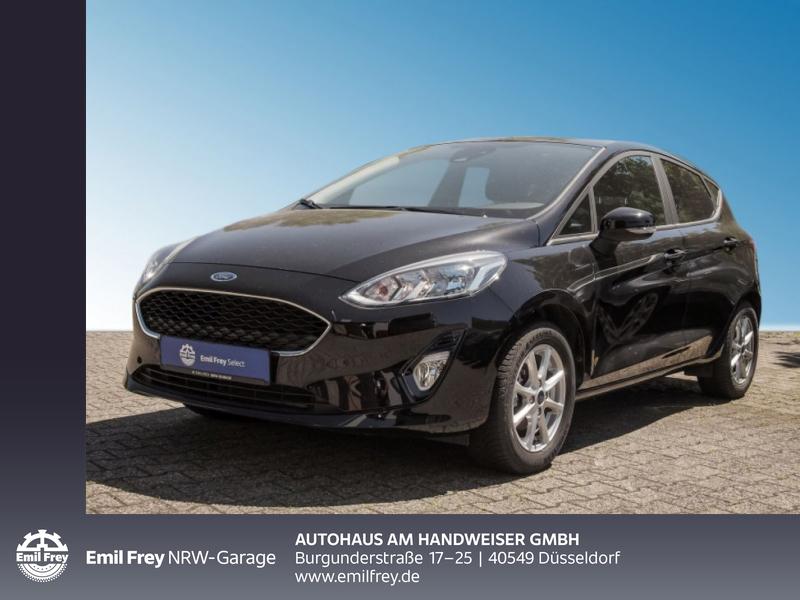 Ford Fiesta COOL&CONNECT 1.1, Jahr 2019, Benzin