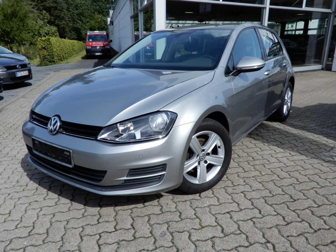 Volkswagen Golf VII 1.2 TSI Comfortline, Jahr 2013, Benzin