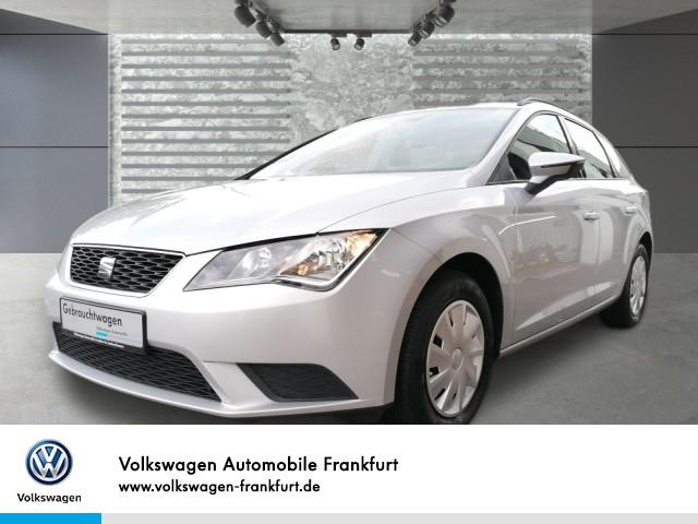 Seat Leon 1.6 TDI Sportstourer Reference Klimaanlage el. Fensterheber Radio LEÓN ST 1.6CRREFER5T77 D385G, Jahr 2015, Diesel