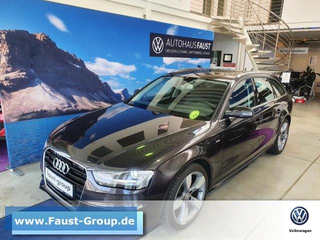 Audi A4 Avant S-Line Ext. Automatik UPE 53000 EUR Navi, Jahr 2016, Diesel