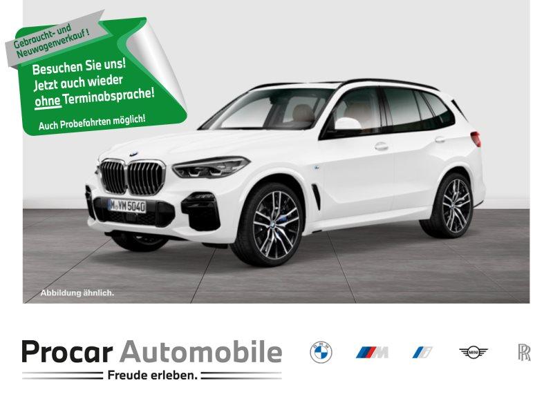 BMW X5 xDrive30d M Sportpaket Gestiksteuerung LED, Jahr 2020, Diesel