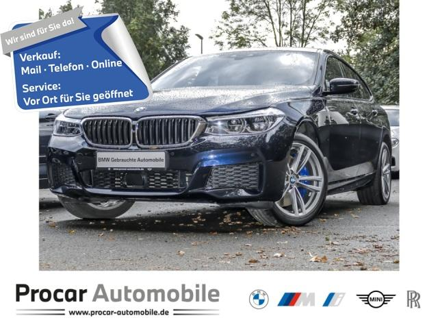BMW 630 Gran Turismo GT xDrive A M Sportpaket Panorama, Jahr 2017, Diesel