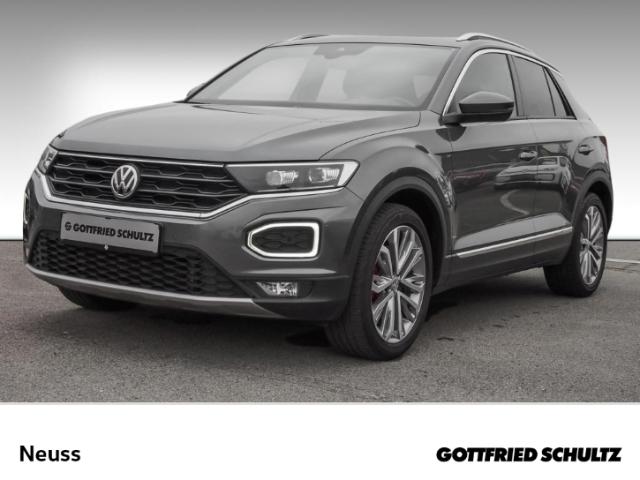 Volkswagen T-Roc 2,0 TSI DSG+4M+NAVI+LED+ASSIST+18LM+SHZ Sport, Jahr 2018, Benzin
