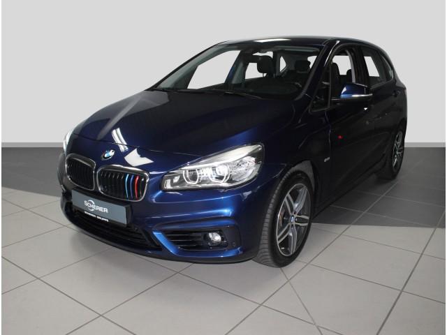 BMW 218 d Sport Line, Steptr. LED, PDC, Jahr 2015, Diesel