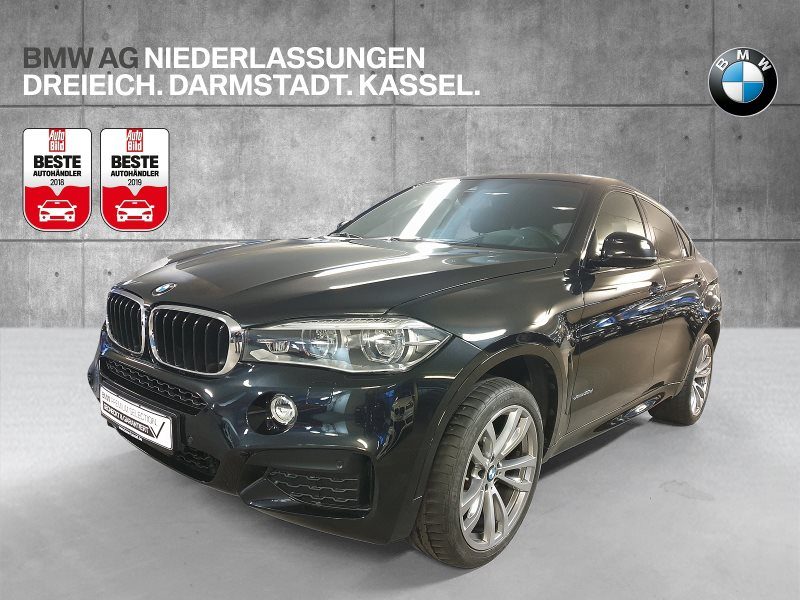 BMW X6 xDrive30d Sportpaket Keramikapplikationen, Jahr 2015, Diesel