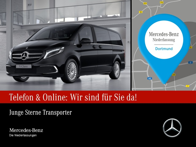Mercedes-Benz V 300 CDI AVANTGARDE Standhzg AHK Euro 6d-Temp, Jahr 2019, Diesel