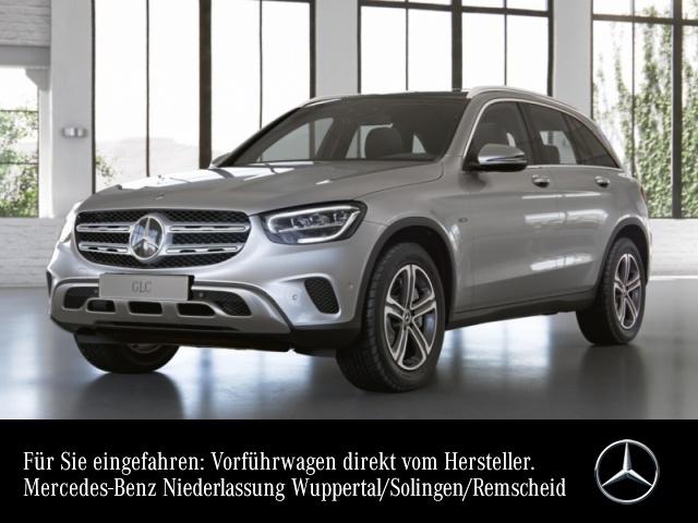 Mercedes-Benz GLC 300 de 4M Pano+LED+Kamera+Spur+Totw+Keyless+9G, Jahr 2020, Hybrid_Diesel