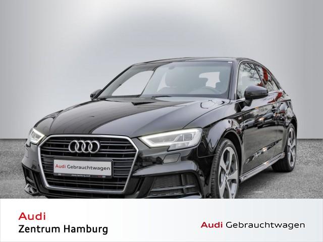 "Audi A3 1,0 TFSI sport 6-Gang S LINE LED ALU 18"", Jahr 2016, petrol"