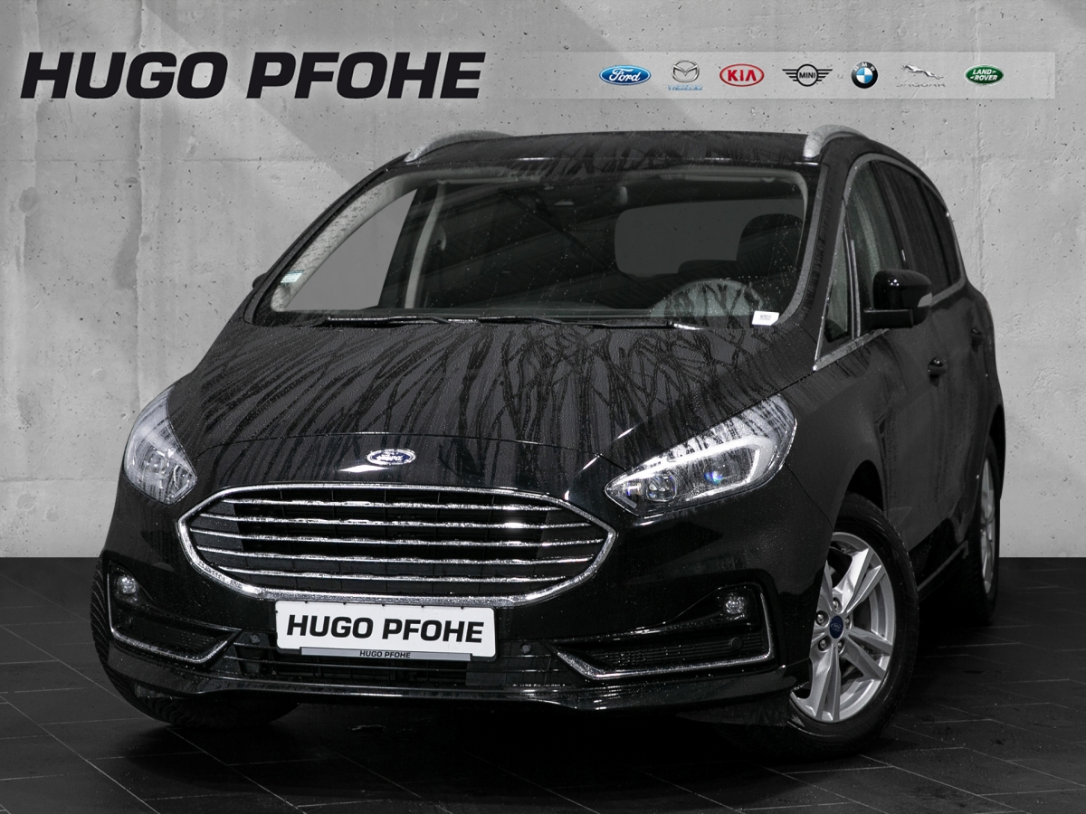 Ford S-MAX Titanium 2.0 EcoBlue *UPE 43.640 EUR, Jahr 2020, Diesel