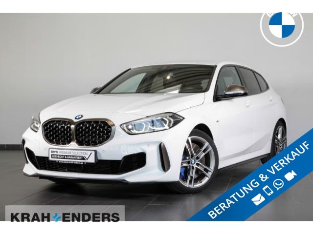 BMW M135 i xDrive HUD+LED+Navi+LenkradHZG+M Sportbremse, Jahr 2020, Benzin