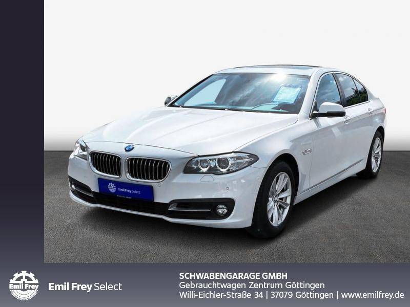 BMW 528i Aut., Jahr 2014, Benzin