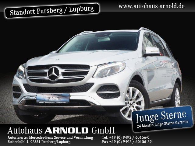 Mercedes-Benz GLE 250 d 4M AMG Line Int. SHD AHK Navi LED ILS, Jahr 2018, diesel