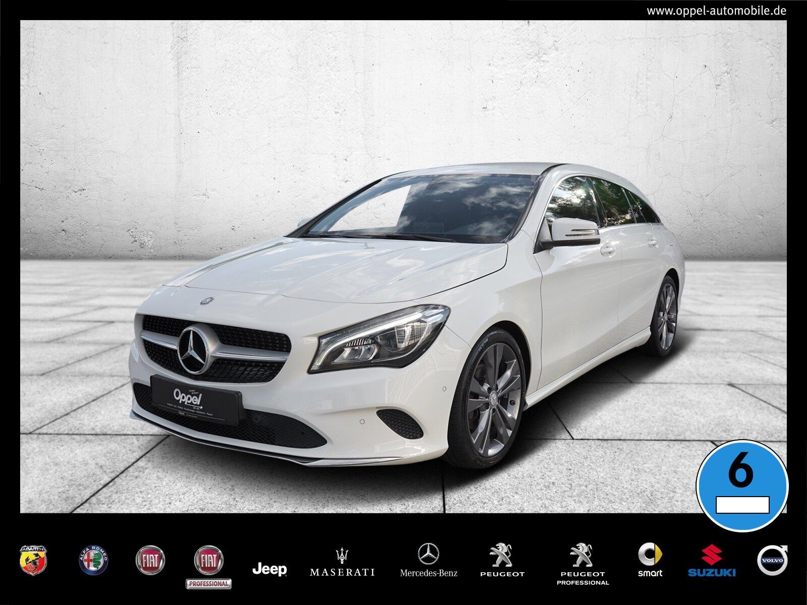 Mercedes-Benz CLA 200 d SB URBAN+NAVI+KAMERA+LED+PTS+SITZHEIZ., Jahr 2017, Diesel
