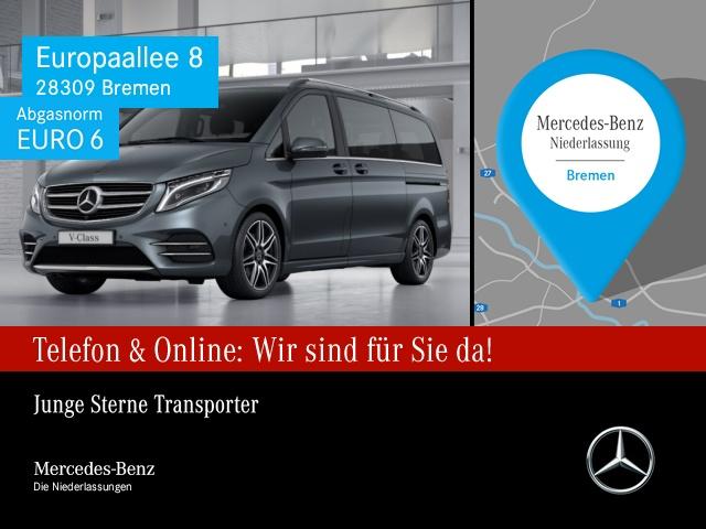 Mercedes-Benz V 250 CDI 4M AVANTGARDE EDIT. Lang AMG Standhzg., Jahr 2018, Diesel