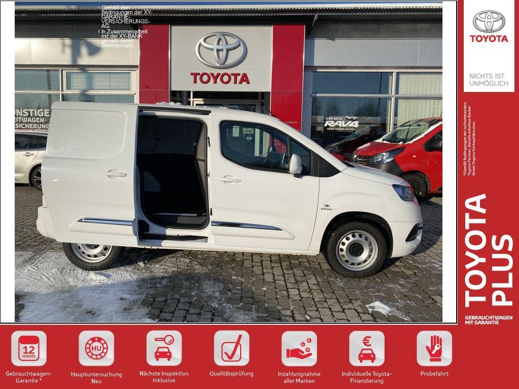 Toyota Proace City L1 1,5-l D-4D S&S Launch Edition, Jahr 2020, Diesel