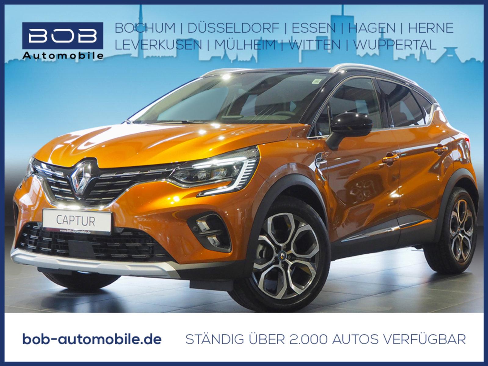 Renault Captur INTENS E-TECH PLUG-IN 160 NAVI SHZ PDC, Jahr 2020, Hybrid