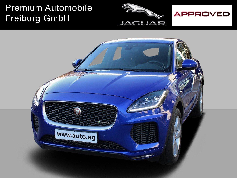 Jaguar E-Pace AWD R-DYNAMIC SE WINTER APPROVED, Jahr 2018, diesel