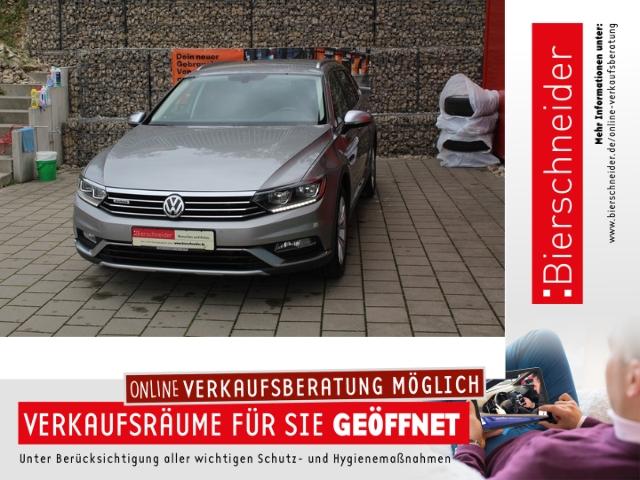 Volkswagen Passat Alltrack 2.0 TDI DSG 4Mo. DYNAUDIO NAVI LED ACC AHK DAB, Jahr 2015, Diesel