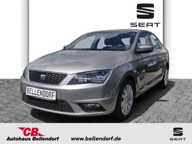Seat Toledo Style 1.2 TSI NAVI+BT+LED-TAGFAHRLICHT+KLIMAAUTOM+MULTIF.LENKRAD+PDC+SHZ+EL.SP, Jahr 2016, Benzin