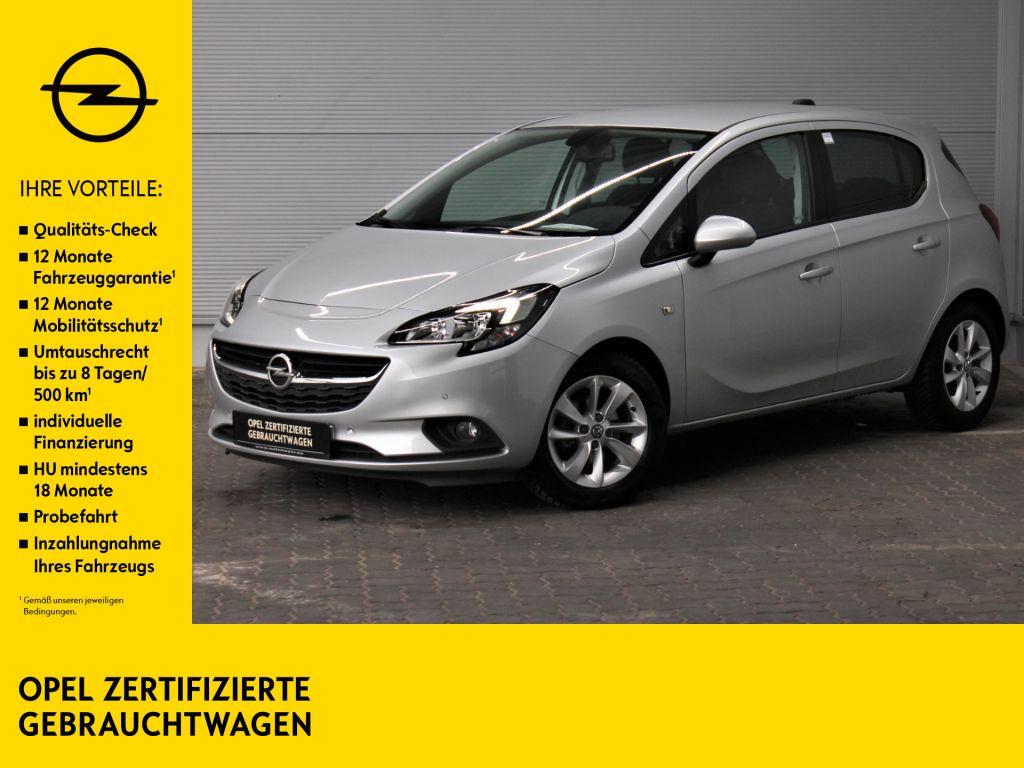 Opel Corsa 1.4 On Shz LED RFK heizb. WSS Allweter, Jahr 2018, Benzin