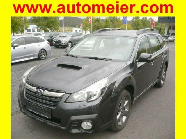 Subaru Outback 2.0D Active CrossX mit AHK/Standheizung, Jahr 2014, diesel