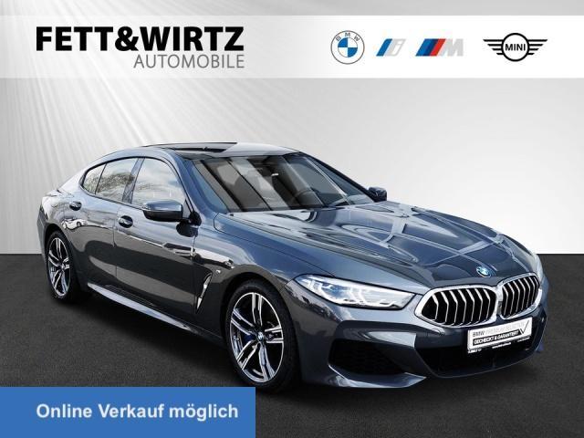 BMW 840i GC M-Sport Laser Pano H/K LR ab 935,-br.o.A, Jahr 2020, Benzin