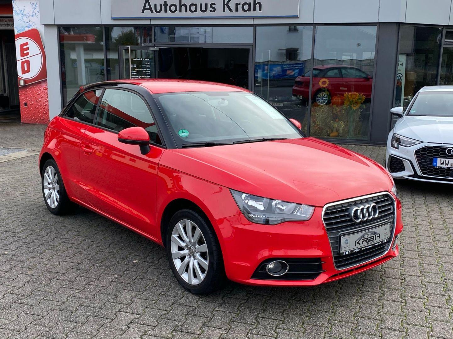 Audi A1 Ambition 1.4 TFSI, Lim 1.4 TSI, Jahr 2014, Benzin
