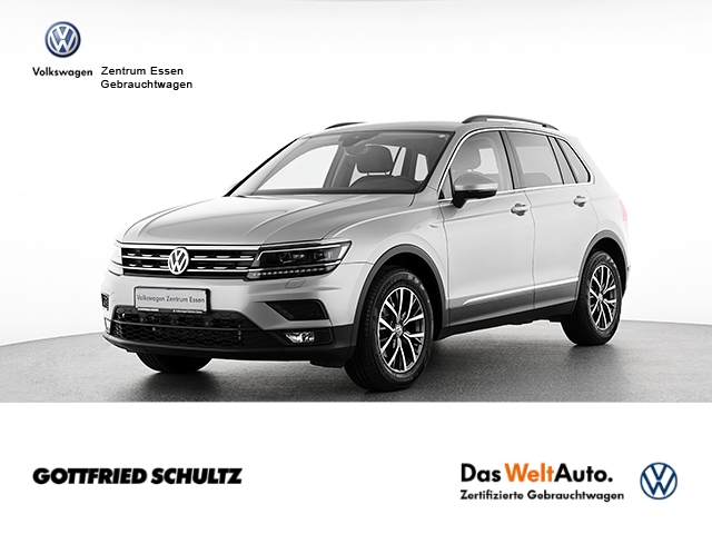 Volkswagen Tiguan Comfortline 1 5 TSI DSG LED AHK Navi RK, Jahr 2020, Benzin
