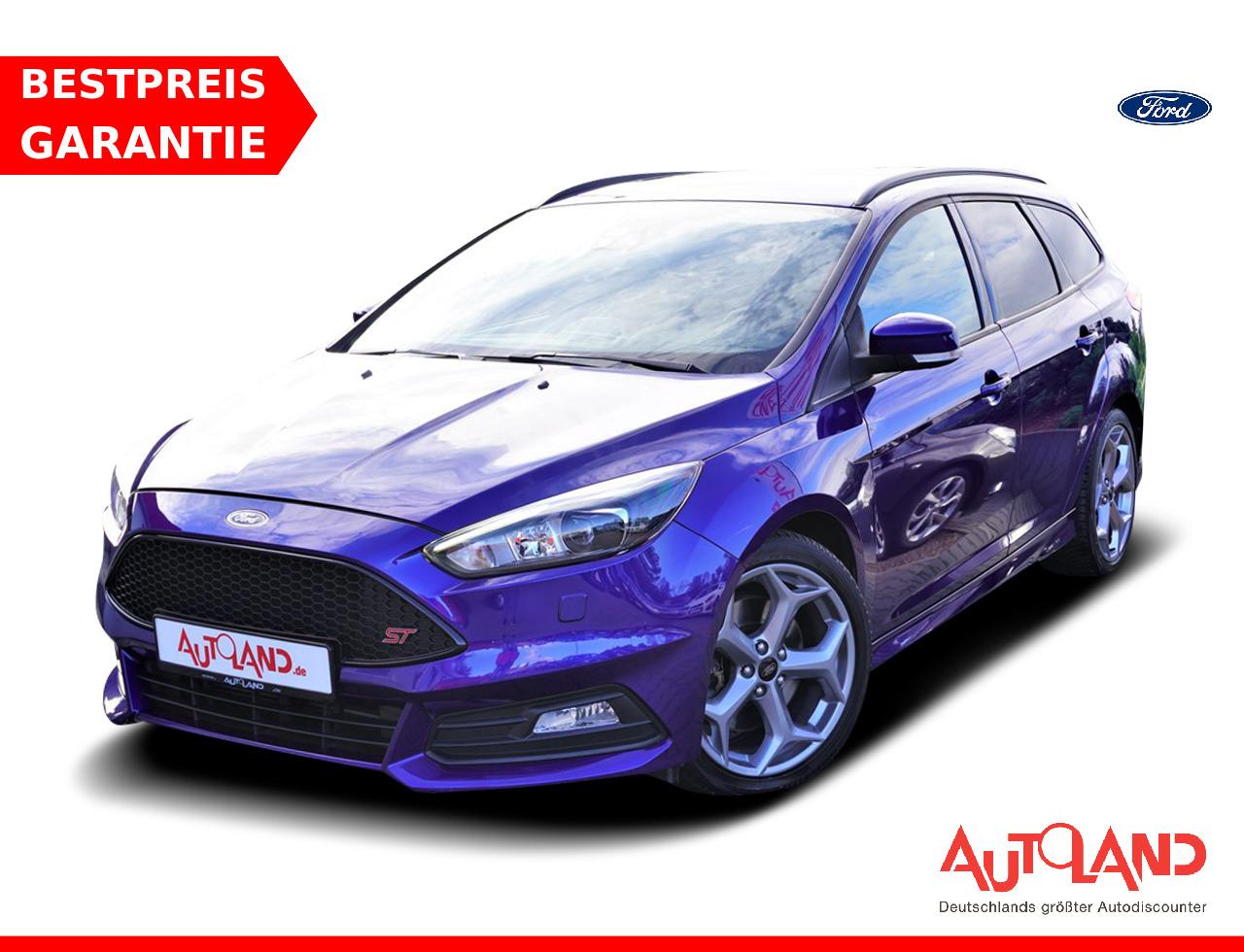 Ford Focus, Jahr 2018, Benzin