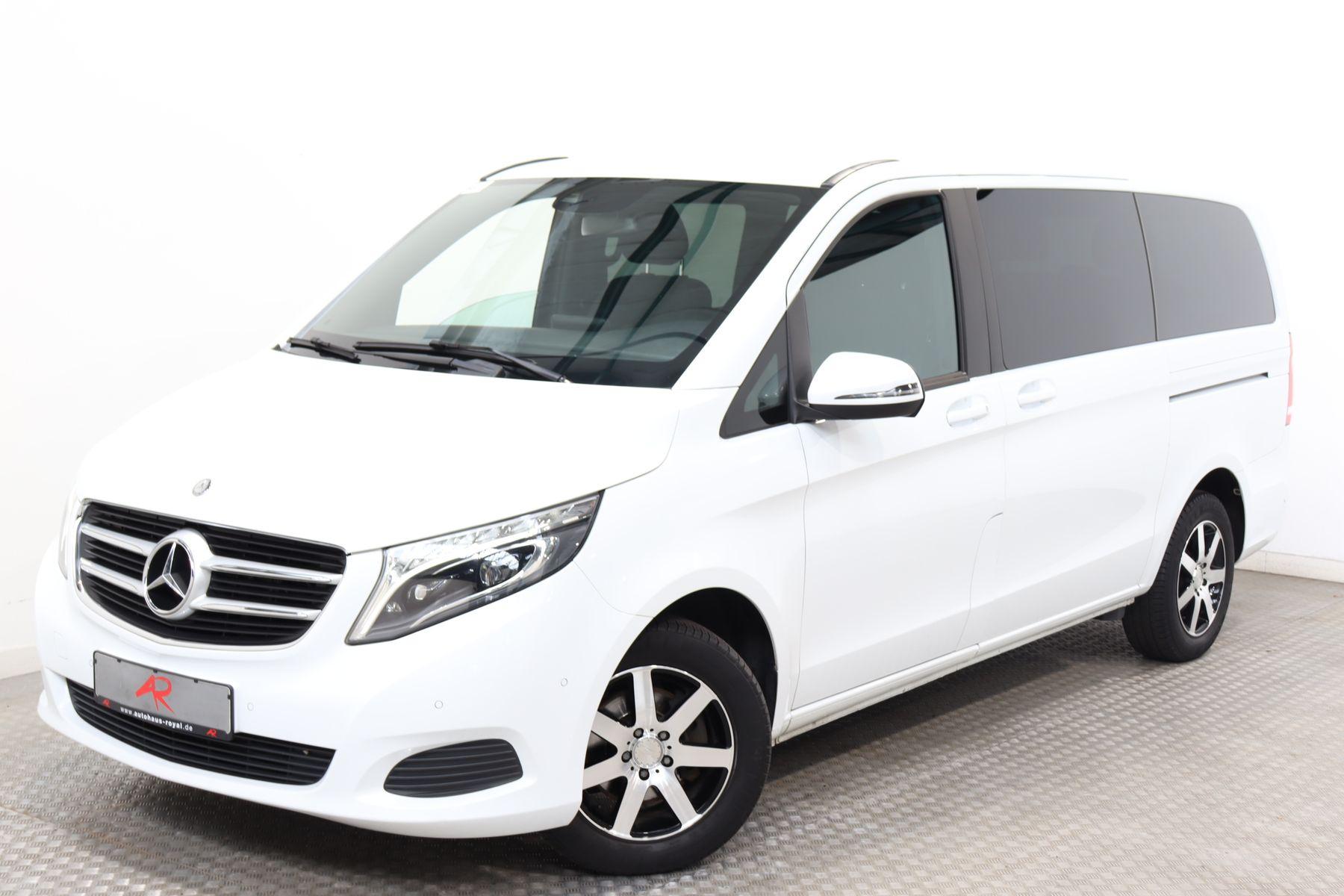 Mercedes-Benz V 220 d LANG 7 SITZE NAVI,BURMESTER,STANDHEIZUNG, Jahr 2016, Diesel