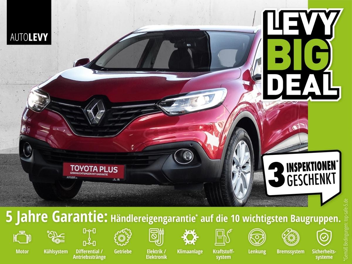 Renault Kadjar Energy TCe 130 Life Euro 6*AHK*Keyless, Jahr 2016, petrol