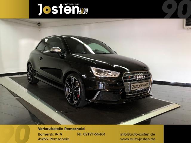 Audi S1 quattro Navi Bose Xenon Schalensitze Advanced, Jahr 2015, Benzin