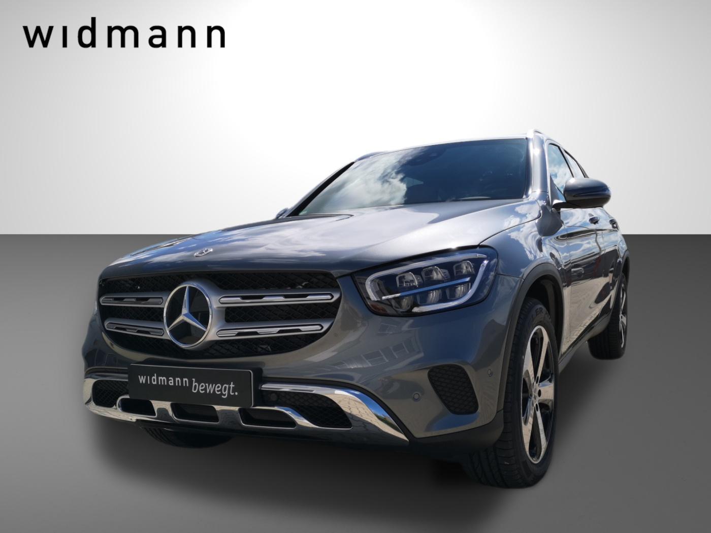 Mercedes-Benz GLC 400 d 4MATIC *LED*Kamera*PDC*Parkassist.*, Jahr 2021, Diesel