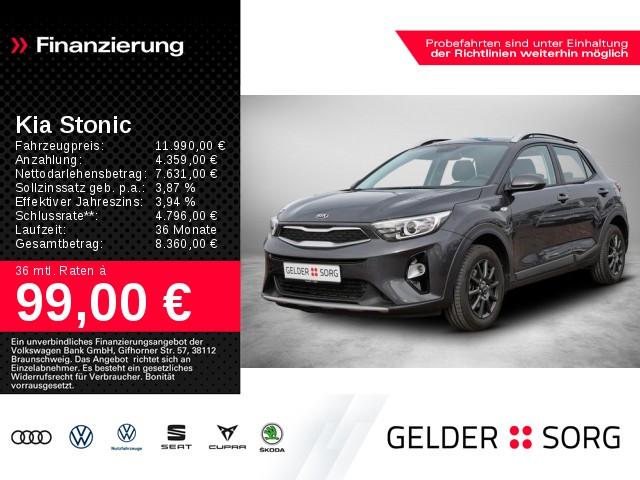 Kia Stonic Edition 1.4 *Klima*LM-Felgen*Multifunktion*, Jahr 2018, Benzin