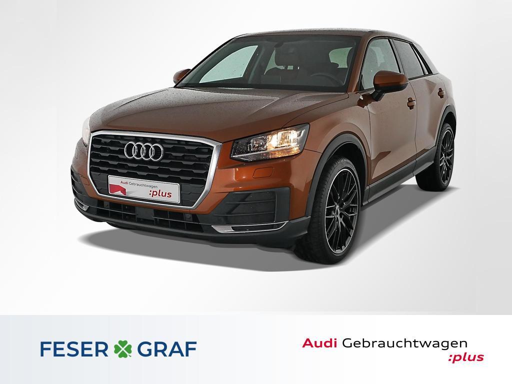 Audi Q2 1.0 TSI Navi,Leder,PDC, Jahr 2018, Benzin