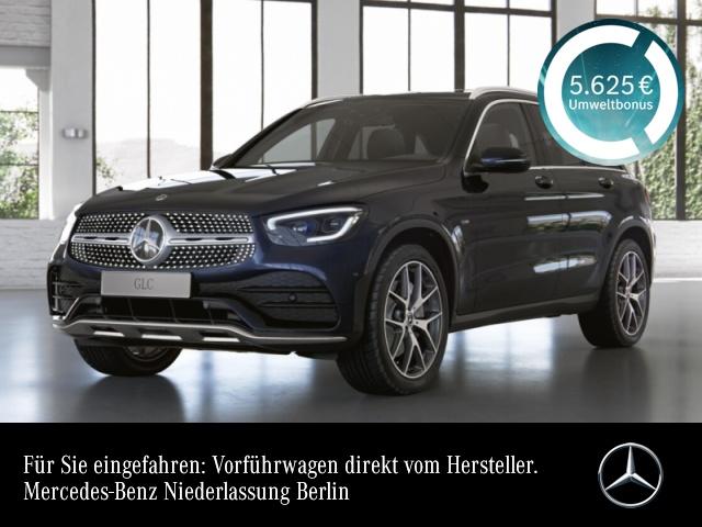 Mercedes-Benz GLC 300 de 4M AMG+Pano+MultiBeam+Kamera+Spur+Totw, Jahr 2021, Hybrid_Diesel